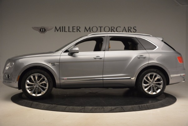 New 2018 Bentley Bentayga for sale Sold at Bugatti of Greenwich in Greenwich CT 06830 3