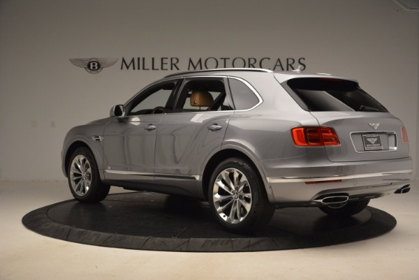 New 2018 Bentley Bentayga for sale Sold at Bugatti of Greenwich in Greenwich CT 06830 4