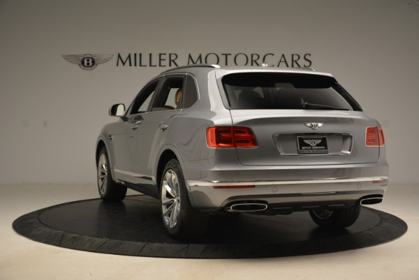 New 2018 Bentley Bentayga for sale Sold at Bugatti of Greenwich in Greenwich CT 06830 5