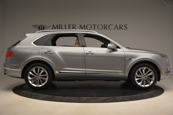 New 2018 Bentley Bentayga for sale Sold at Bugatti of Greenwich in Greenwich CT 06830 9