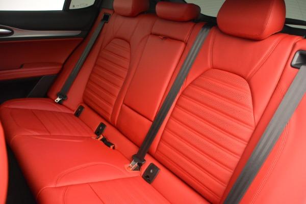 New 2018 Alfa Romeo Stelvio Ti Sport Q4 for sale Sold at Bugatti of Greenwich in Greenwich CT 06830 21