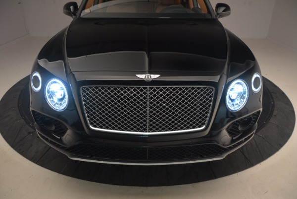 Used 2018 Bentley Bentayga Onyx Edition for sale $149,900 at Bugatti of Greenwich in Greenwich CT 06830 16