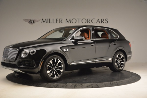 Used 2018 Bentley Bentayga Onyx Edition for sale $149,900 at Bugatti of Greenwich in Greenwich CT 06830 2