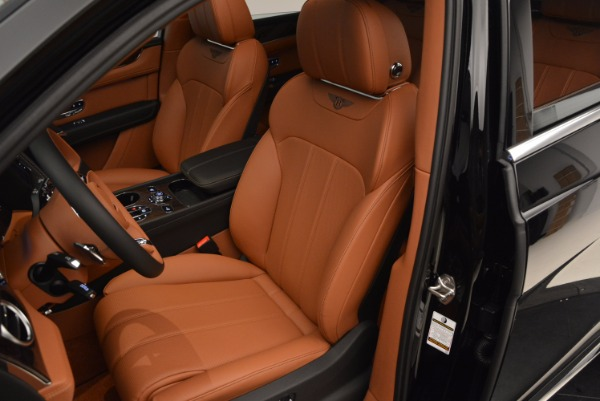 New 2018 Bentley Bentayga Onyx for sale Sold at Bugatti of Greenwich in Greenwich CT 06830 23