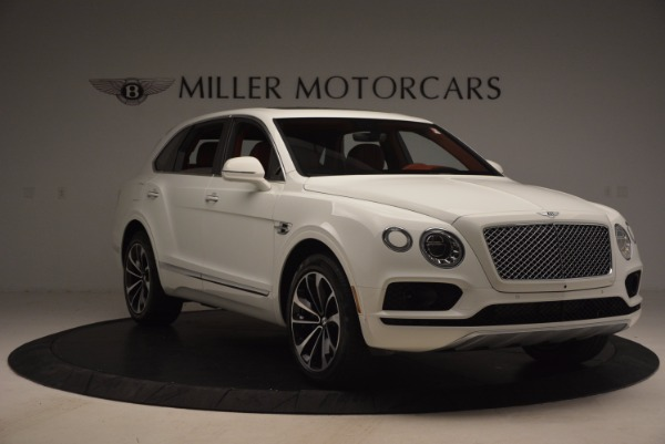 New 2018 Bentley Bentayga Onyx Edition for sale Sold at Bugatti of Greenwich in Greenwich CT 06830 11