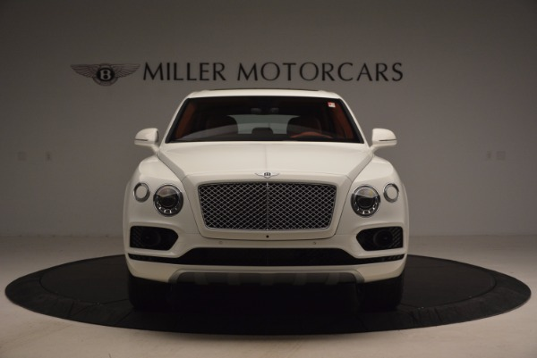 New 2018 Bentley Bentayga Onyx Edition for sale Sold at Bugatti of Greenwich in Greenwich CT 06830 12