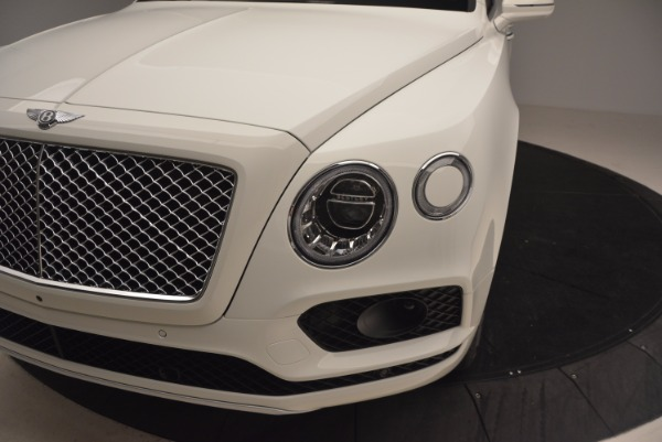 New 2018 Bentley Bentayga Onyx Edition for sale Sold at Bugatti of Greenwich in Greenwich CT 06830 14