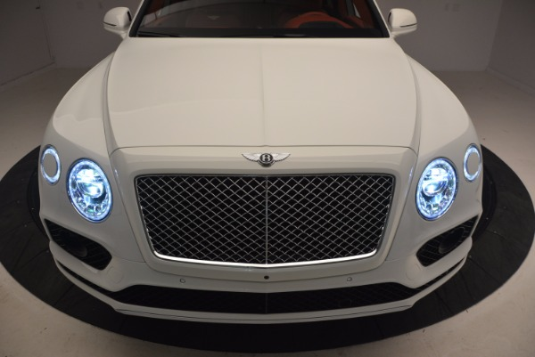 New 2018 Bentley Bentayga Onyx Edition for sale Sold at Bugatti of Greenwich in Greenwich CT 06830 16