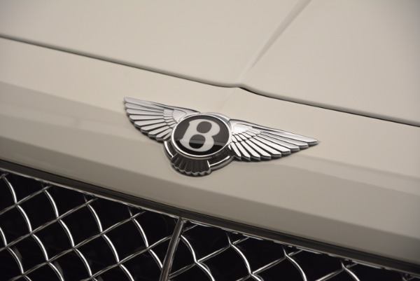 New 2018 Bentley Bentayga Onyx Edition for sale Sold at Bugatti of Greenwich in Greenwich CT 06830 18