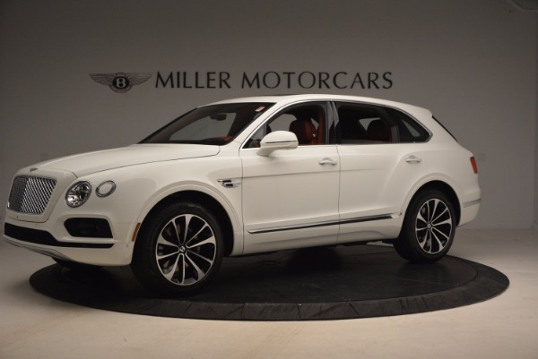New 2018 Bentley Bentayga Onyx Edition for sale Sold at Bugatti of Greenwich in Greenwich CT 06830 2