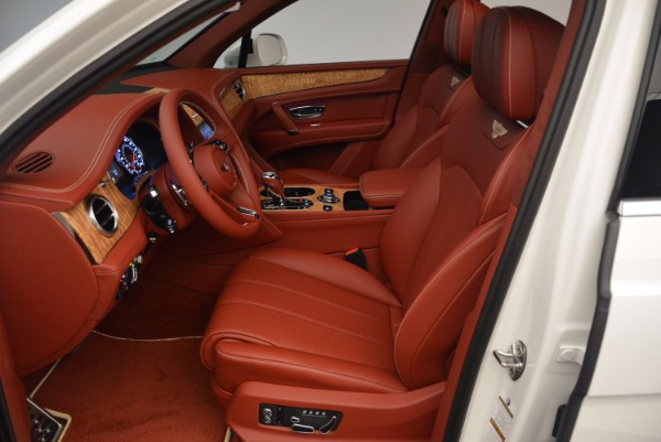 New 2018 Bentley Bentayga Onyx Edition for sale Sold at Bugatti of Greenwich in Greenwich CT 06830 24