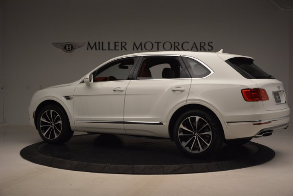 New 2018 Bentley Bentayga Onyx Edition for sale Sold at Bugatti of Greenwich in Greenwich CT 06830 4