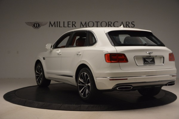 New 2018 Bentley Bentayga Onyx Edition for sale Sold at Bugatti of Greenwich in Greenwich CT 06830 5