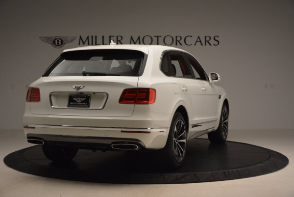 New 2018 Bentley Bentayga Onyx Edition for sale Sold at Bugatti of Greenwich in Greenwich CT 06830 7
