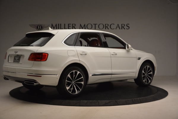 New 2018 Bentley Bentayga Onyx Edition for sale Sold at Bugatti of Greenwich in Greenwich CT 06830 8