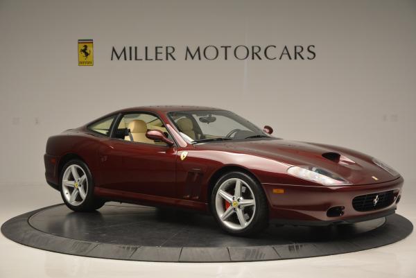 Used 2003 Ferrari 575M Maranello 6-Speed Manual for sale Sold at Bugatti of Greenwich in Greenwich CT 06830 10