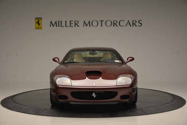 Used 2003 Ferrari 575M Maranello 6-Speed Manual for sale Sold at Bugatti of Greenwich in Greenwich CT 06830 12