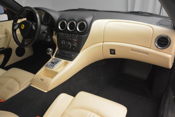 Used 2003 Ferrari 575M Maranello 6-Speed Manual for sale Sold at Bugatti of Greenwich in Greenwich CT 06830 17
