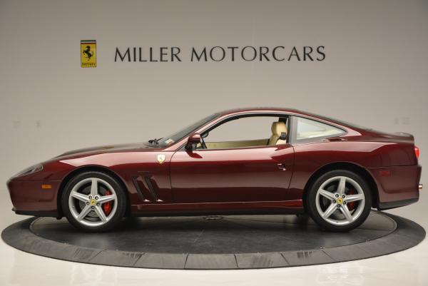 Used 2003 Ferrari 575M Maranello 6-Speed Manual for sale Sold at Bugatti of Greenwich in Greenwich CT 06830 3