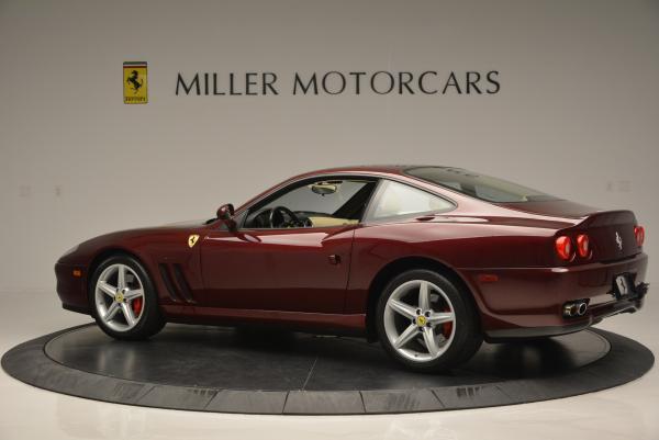 Used 2003 Ferrari 575M Maranello 6-Speed Manual for sale Sold at Bugatti of Greenwich in Greenwich CT 06830 4