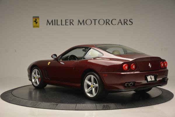 Used 2003 Ferrari 575M Maranello 6-Speed Manual for sale Sold at Bugatti of Greenwich in Greenwich CT 06830 5