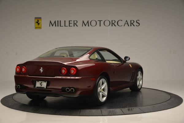 Used 2003 Ferrari 575M Maranello 6-Speed Manual for sale Sold at Bugatti of Greenwich in Greenwich CT 06830 7
