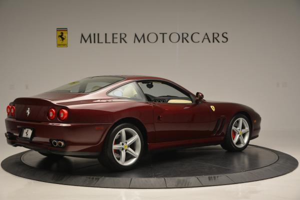 Used 2003 Ferrari 575M Maranello 6-Speed Manual for sale Sold at Bugatti of Greenwich in Greenwich CT 06830 8