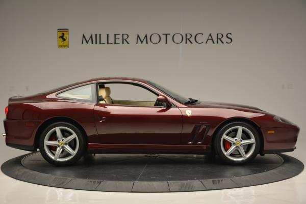 Used 2003 Ferrari 575M Maranello 6-Speed Manual for sale Sold at Bugatti of Greenwich in Greenwich CT 06830 9