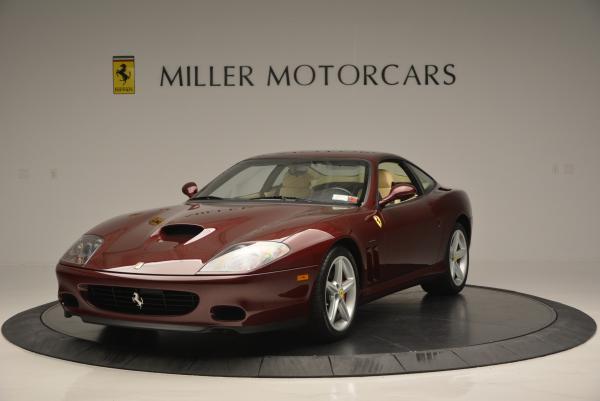 Used 2003 Ferrari 575M Maranello 6-Speed Manual for sale Sold at Bugatti of Greenwich in Greenwich CT 06830 1