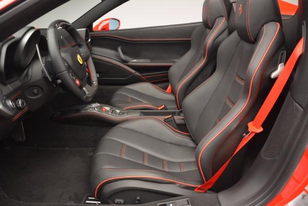 Used 2014 Ferrari 458 Spider for sale Sold at Bugatti of Greenwich in Greenwich CT 06830 26