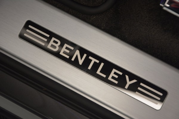 New 2018 Bentley Bentayga Black Edition for sale Sold at Bugatti of Greenwich in Greenwich CT 06830 23