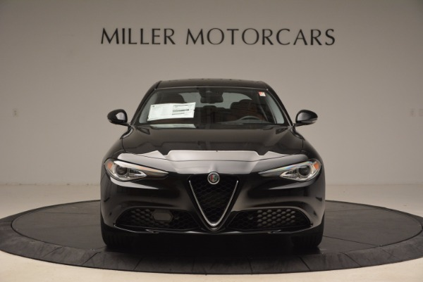 New 2017 Alfa Romeo Giulia Ti Lusso Q4 for sale Sold at Bugatti of Greenwich in Greenwich CT 06830 12