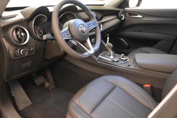 New 2018 Alfa Romeo Stelvio Q4 for sale Sold at Bugatti of Greenwich in Greenwich CT 06830 13