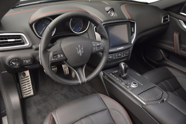 New 2017 Maserati Ghibli SQ4 for sale Sold at Bugatti of Greenwich in Greenwich CT 06830 13