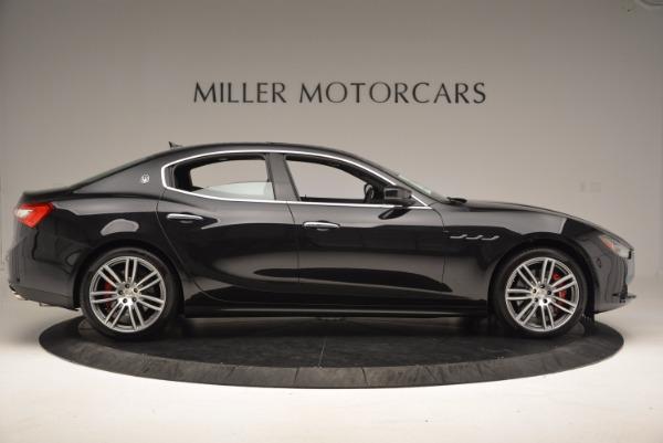 New 2017 Maserati Ghibli SQ4 for sale Sold at Bugatti of Greenwich in Greenwich CT 06830 9