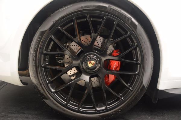 Used 2015 Porsche 911 Carrera GTS for sale Sold at Bugatti of Greenwich in Greenwich CT 06830 14