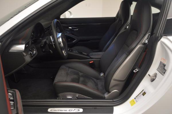 Used 2015 Porsche 911 Carrera GTS for sale Sold at Bugatti of Greenwich in Greenwich CT 06830 16