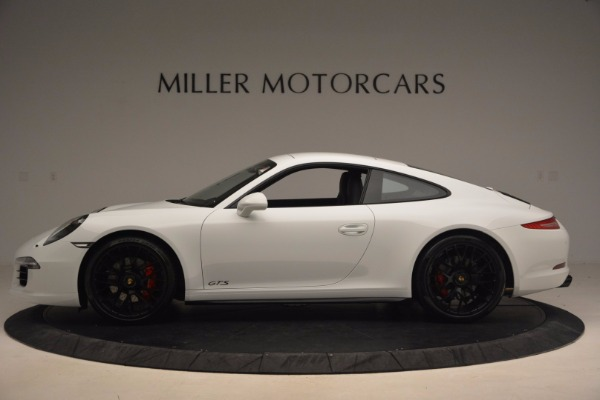 Used 2015 Porsche 911 Carrera GTS for sale Sold at Bugatti of Greenwich in Greenwich CT 06830 3