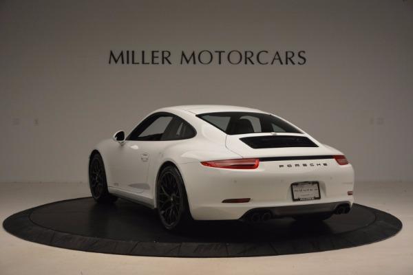 Used 2015 Porsche 911 Carrera GTS for sale Sold at Bugatti of Greenwich in Greenwich CT 06830 5