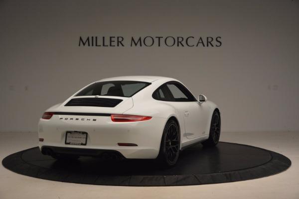 Used 2015 Porsche 911 Carrera GTS for sale Sold at Bugatti of Greenwich in Greenwich CT 06830 7