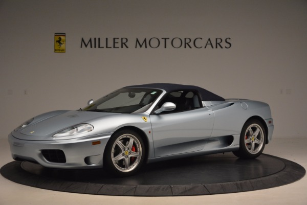 Used 2003 Ferrari 360 Spider 6-Speed Manual for sale Sold at Bugatti of Greenwich in Greenwich CT 06830 14