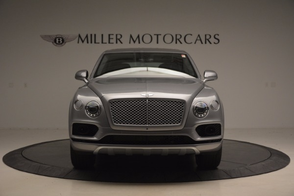New 2018 Bentley Bentayga Onyx for sale Sold at Bugatti of Greenwich in Greenwich CT 06830 12
