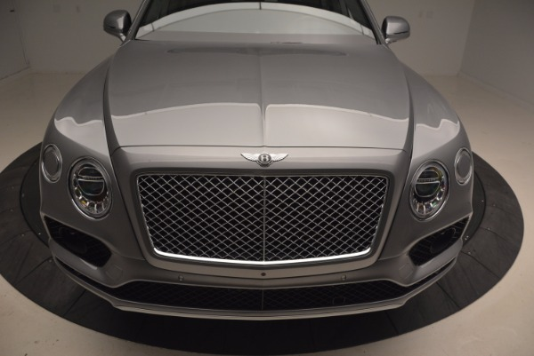 New 2018 Bentley Bentayga Onyx for sale Sold at Bugatti of Greenwich in Greenwich CT 06830 13