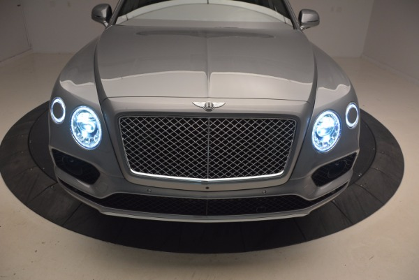 New 2018 Bentley Bentayga Onyx for sale Sold at Bugatti of Greenwich in Greenwich CT 06830 16