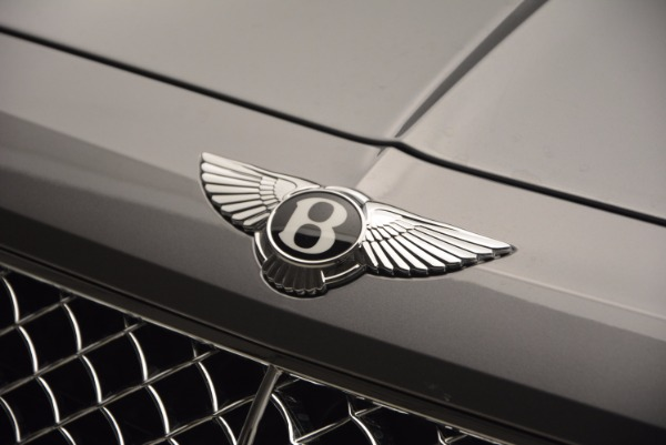 New 2018 Bentley Bentayga Onyx for sale Sold at Bugatti of Greenwich in Greenwich CT 06830 18