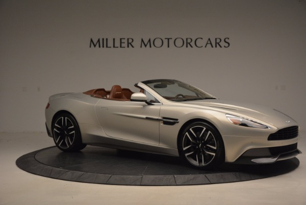 Used 2015 Aston Martin Vanquish Volante for sale Sold at Bugatti of Greenwich in Greenwich CT 06830 10