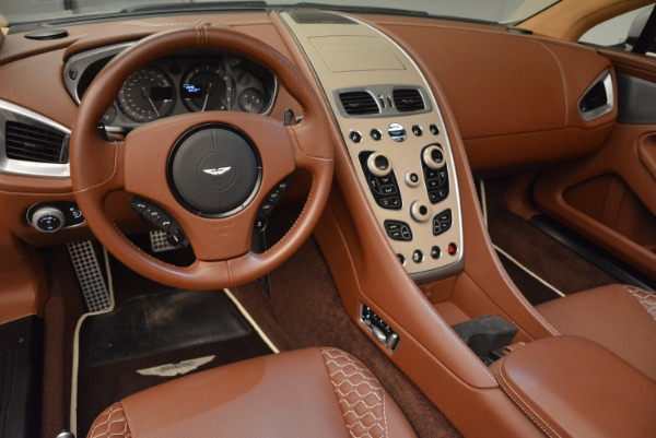 Used 2015 Aston Martin Vanquish Volante for sale Sold at Bugatti of Greenwich in Greenwich CT 06830 21