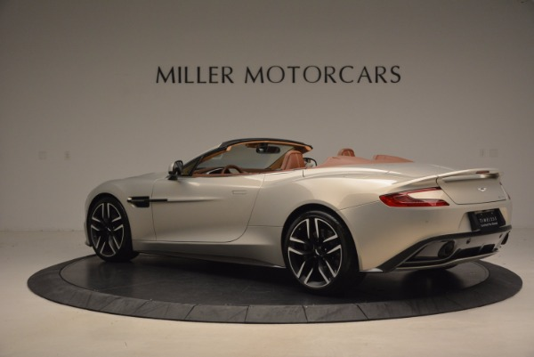Used 2015 Aston Martin Vanquish Volante for sale Sold at Bugatti of Greenwich in Greenwich CT 06830 4