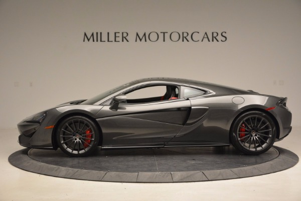 New 2017 McLaren 570GT for sale Sold at Bugatti of Greenwich in Greenwich CT 06830 3