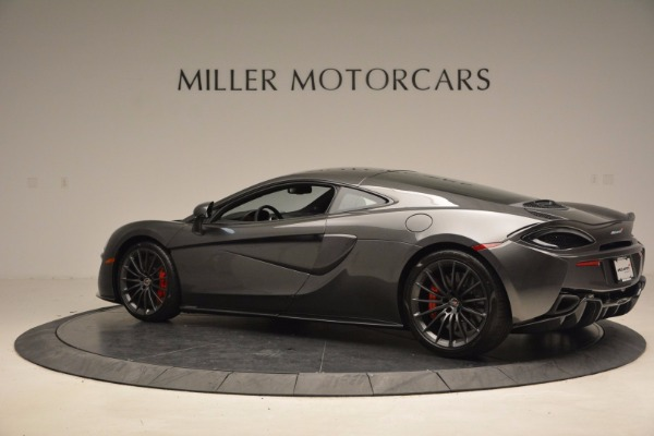 New 2017 McLaren 570GT for sale Sold at Bugatti of Greenwich in Greenwich CT 06830 4